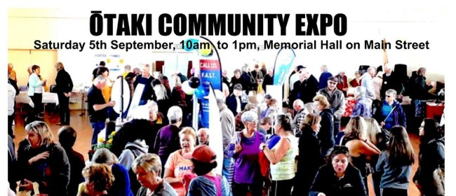 Ōtaki Community Expo