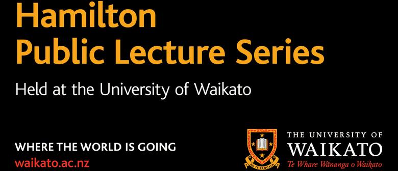 Hamilton Public Lecture Series - Professor Chellie Spiller: POSTPONED
