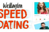 Wellington Speed Dating Gold Event (Ages 40+)