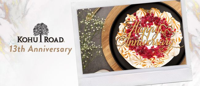 Kohu Road - 13th Anniversary