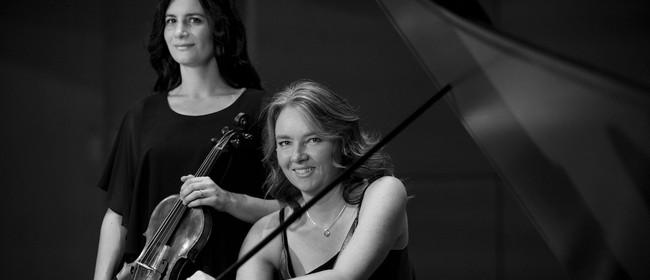 Lara Hall (Violin) & Rachael Griffiths-Hughes (Harpsichord)