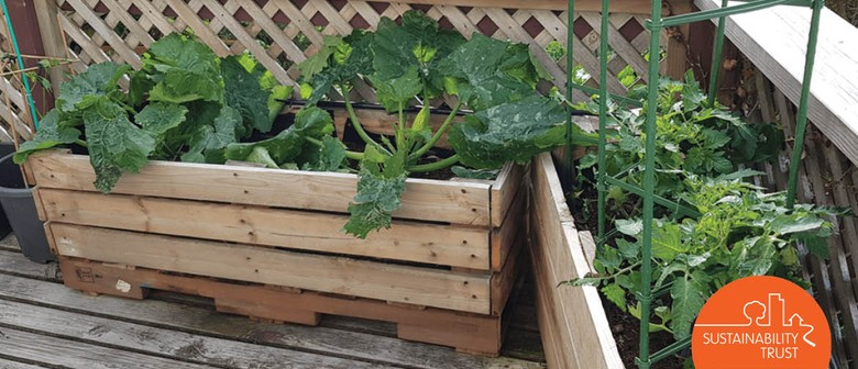 Learn How To Upcycle A Pallet Into A Planter Box