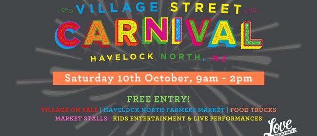 Havelock North Village Street Carnival