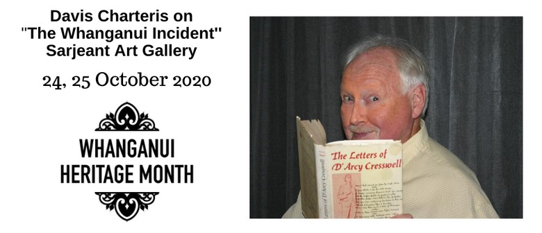 "David Charteris on ""The Whanganui Incident"""