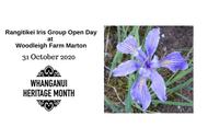 Rangitikei Iris Group Open Day