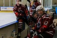 Jurassic Ice Hockey Game Night