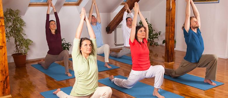 Yoga Class for Advanced