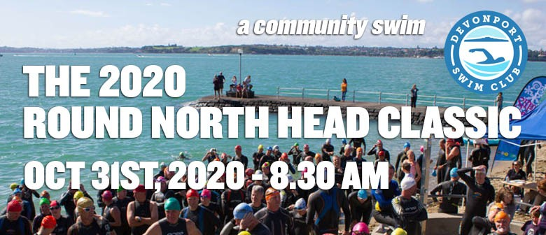 The 2020 Round North Head Classic Swim