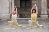 Yoga Class Suitable for The Beginners - Level 1 - 2