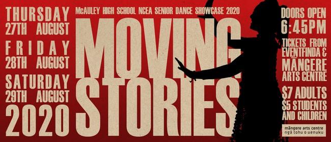 McAuley Senior Dance Showcase: CANCELLED
