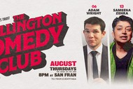 The Wellington Comedy Club - August
