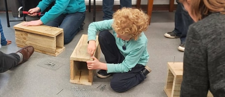 Tunnel Box Building Workshop for Rat Trap