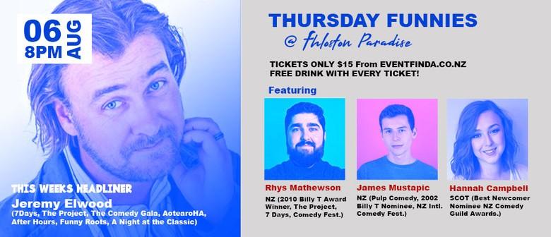 Thursday Funnies At Fhloston