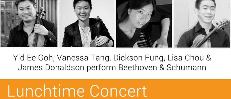 Lunchtime Concert: Ensemble East: CANCELLED