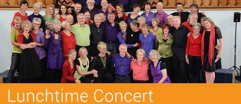 Lunchtime Concert: Mosaic World Music Choir: CANCELLED