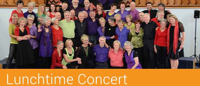 Lunchtime Concert: Mosaic World Music Choir: CANCELLED