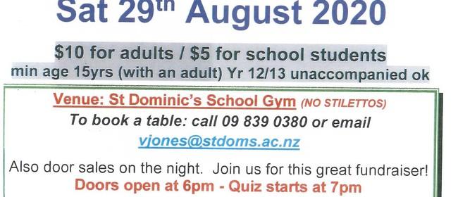 St Dominic's College Quiz Night