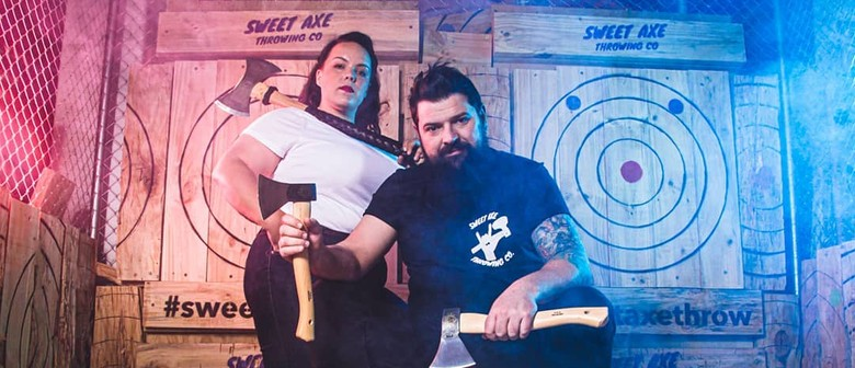 Axe Throwing: Date Night