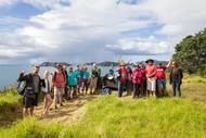 Moturua Island Song- Sailing on the Yacht Kama Lua - Walk 7B