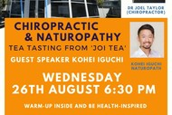 Chiropractic & Naturopathy Talk