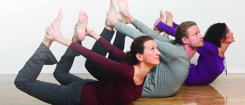 Yoga Class Level 1-2-3 - Suitable For The Beginners