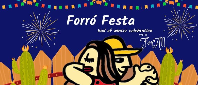 Só Samba presents Forró Festa with ForAll