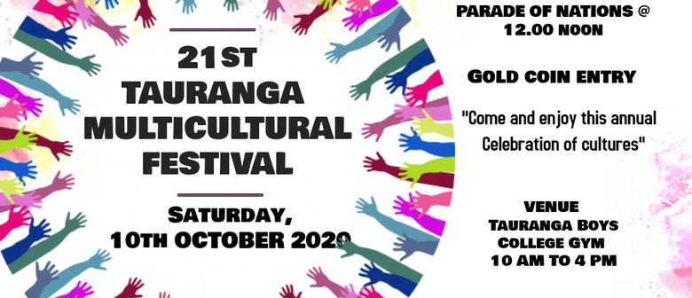 21st Tauranga Multicultural Festival