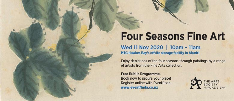 Four Seasons Fine Art - Collection Tour (Tour#2)