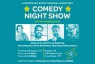 Crownthorpe Farmstrong Comedy Night Show