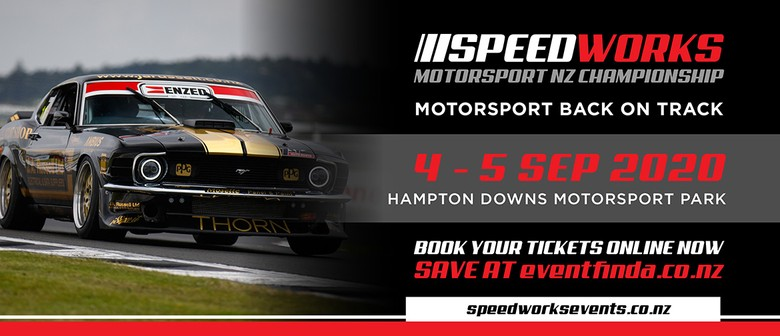 Speed Works Events - Motorsport Back On Track: CANCELLED