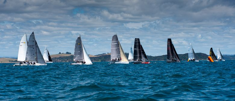 CRC Bay of Islands Sailing Week 2021