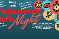 Volunteer Info Night: Support Young Newtowners