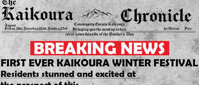 Kaikoura Winter Festival