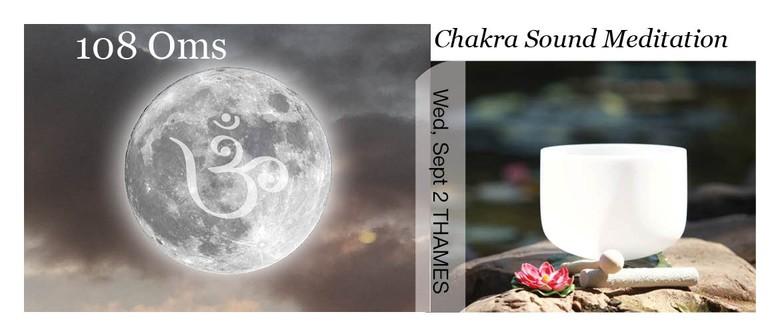 108 Oms & Chakra Sound Meditation