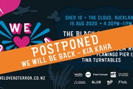 We Love Aotearoa: POSTPONED
