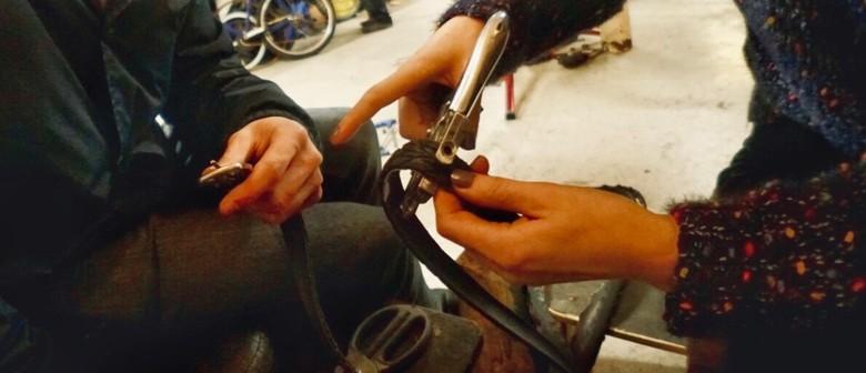 Upcycled Attire: Belt Making Workshop: POSTPONED