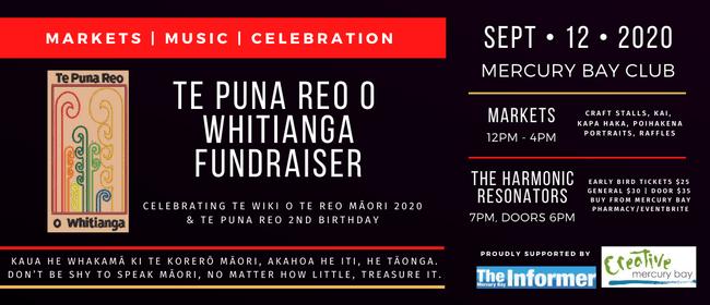 Te Puna Reo o Whitianga Fundraiser