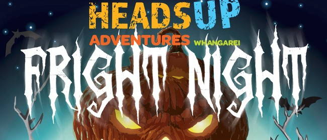 Fright Night at HeadsUp Adventures 2020