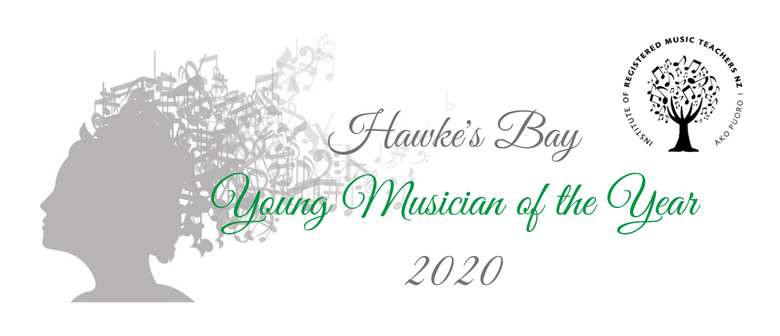 Hawke's Bay Young Musician of the Year 2020 Final Concert: SOLD OUT