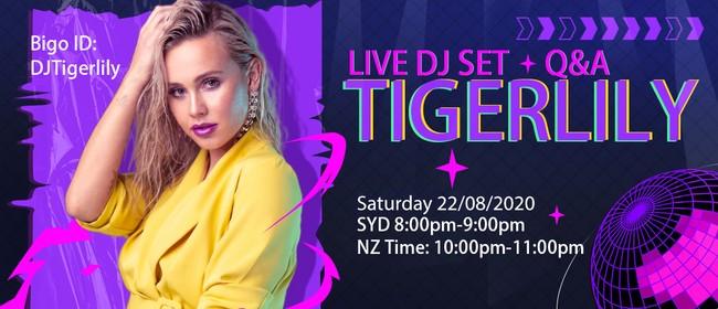 Bigo Live DJ Set Featuring Tigerlily