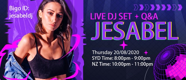 Bigo Live DJ Set Featuring Jesabel