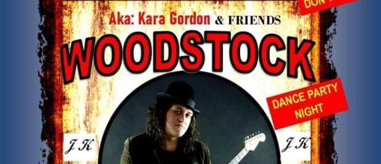 JIMI KARA Aka: Kara Gordon & Friends: CANCELLED
