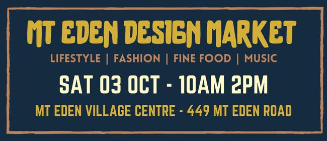 Mt Eden Design Market
