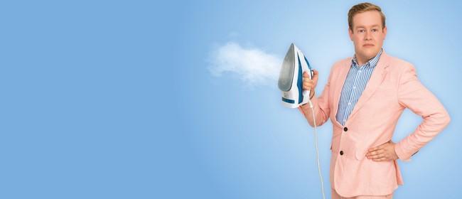 CANCELLED Nelson Fringe: Ironing Man