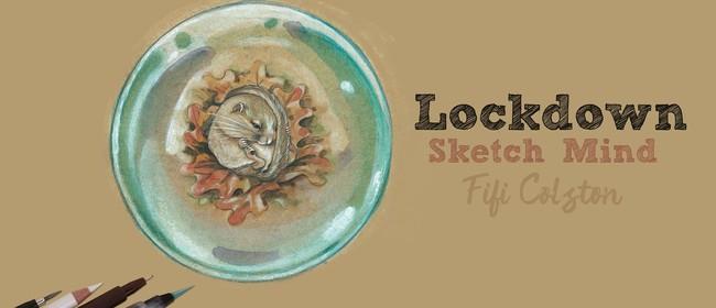 Lockdown Sketch Mind Book Launch: POSTPONED