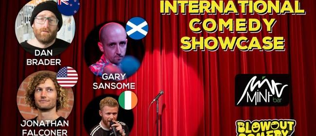 International Comedy Showcase In Wanaka