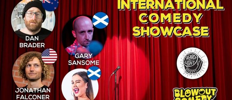 International Comedy Showcase In Queenstown