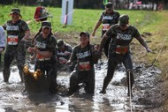 Rotorua Loaded Tough Guy and Gal Challenge