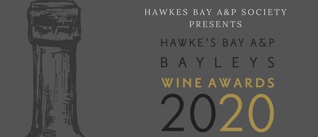 2020 Hawkes Bay A&P Bayleys Wine Awards