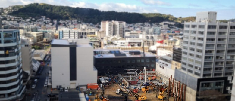 Engineering for Earthquakes Guided City Walk (from Te Papa)